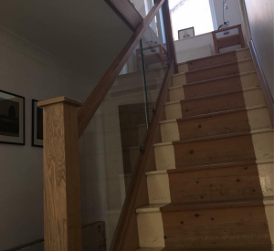 Stair & Landing refurbishment and renovations in Dublin, Kildare, Meath and Wicklow